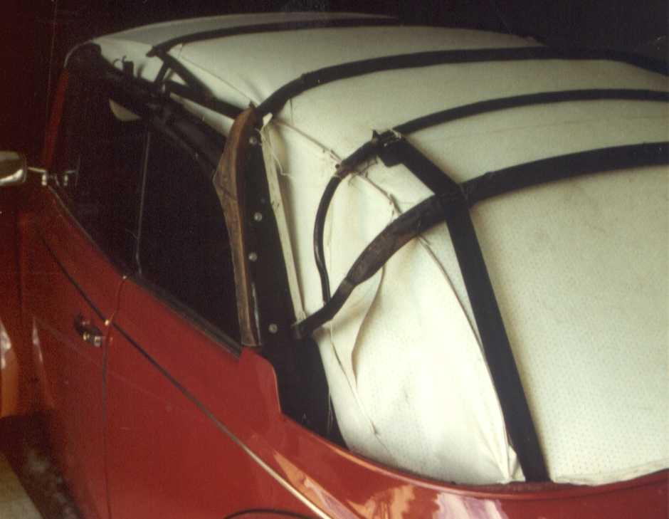 schöne bilder von roten vw käfer cabrio